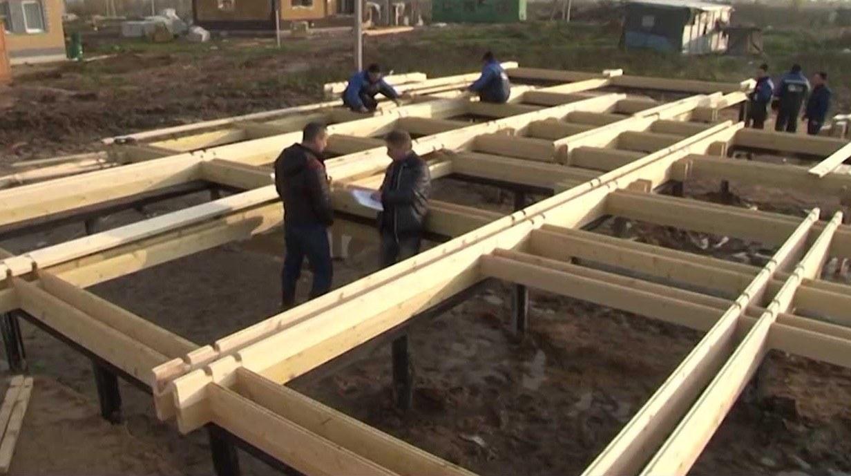 Fondazione for Case in legno senza fondamenta