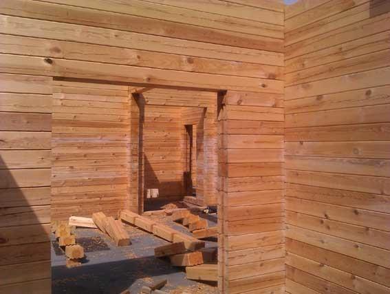 Costruire una casa in legno da dove cominciare - Costruire casa di legno ...