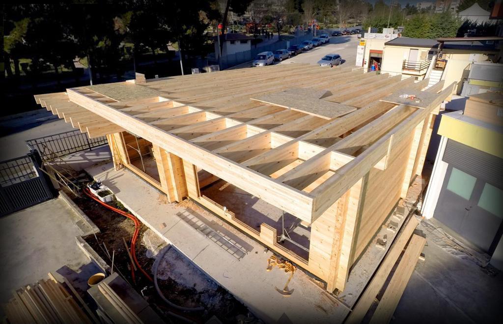 Architetturalegno case in legno progettazione for Case in legno in polonia