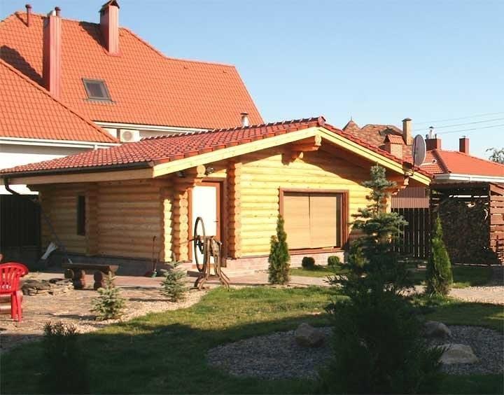 Progetti di saune gazebi e altre forme architettoniche for Progetti di costruzione di garage