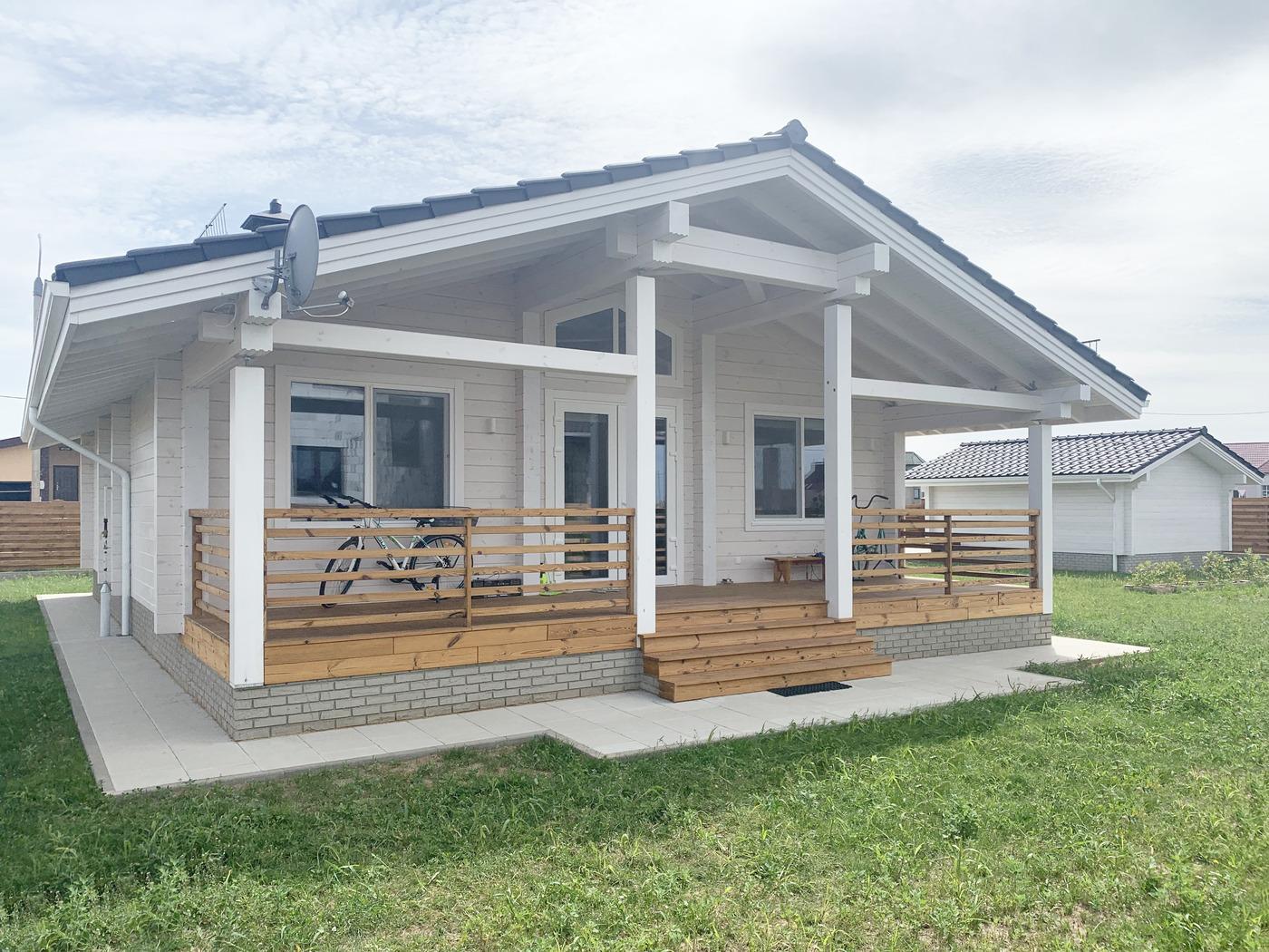 Case in legno abitabili terminali antivento per stufe a for Case di legno confronta prezzi