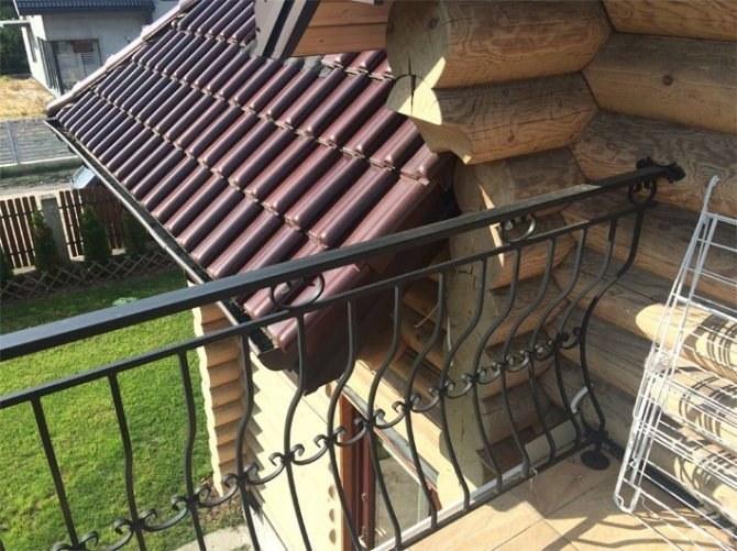 Costruzione della casa in legno a un piano con un soppalco for Design della casa a un piano
