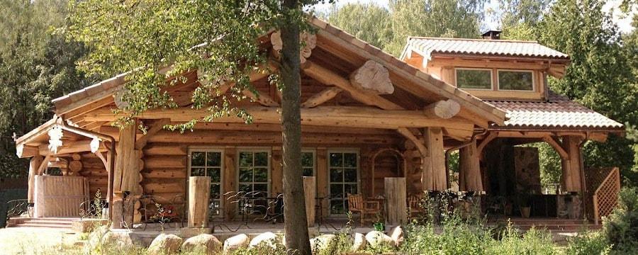 Case Di Tronchi Di Legno : Costruzione di case di legno