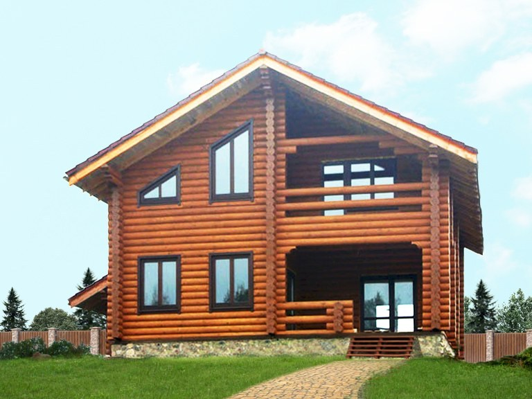 Architetturalegno case in legno progettazione for Case in legno polonia