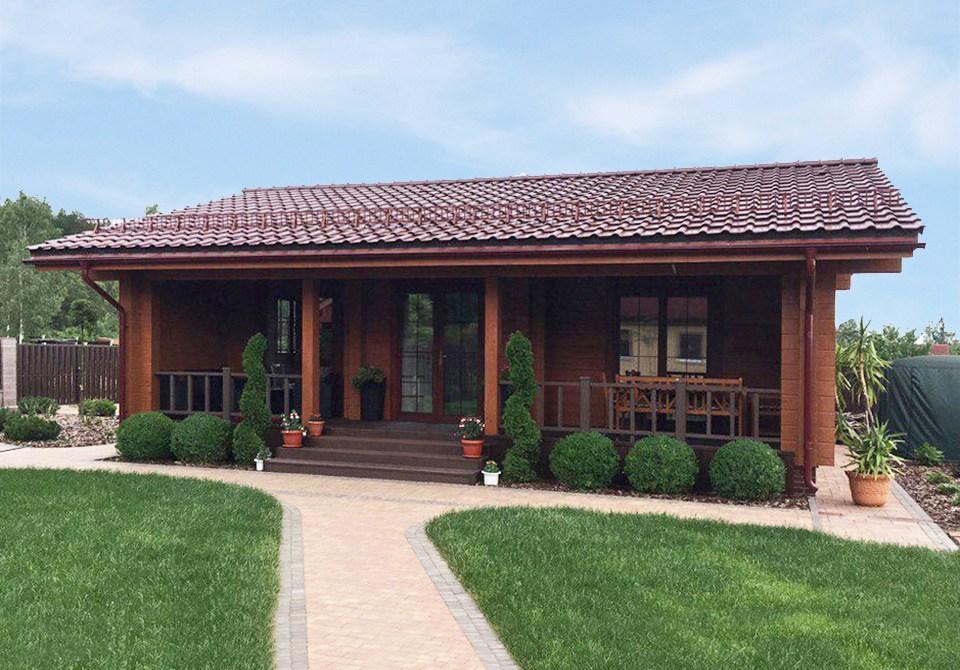 Progetti di case in legno for Quanto costruire una casa di legno