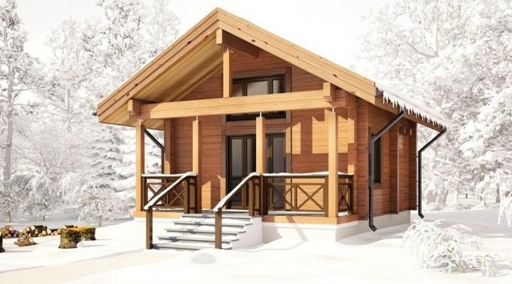 Case Piccole In Legno : Case di legno fino a m²
