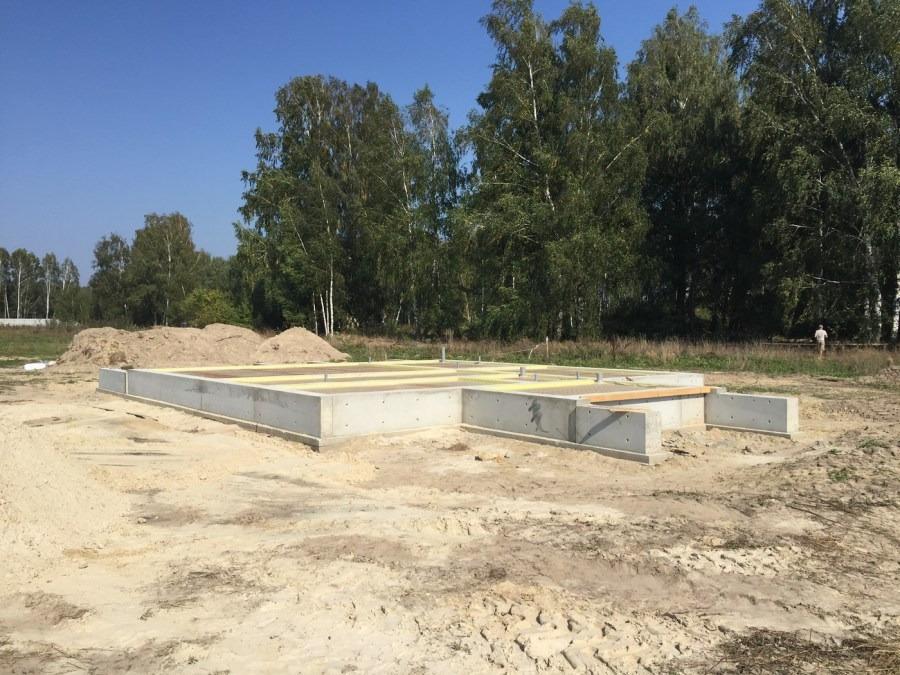 Fondazione for Costruire una casa in legno
